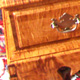 Curly Maple Dower Chest