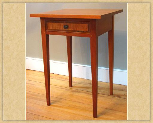 New England End Table