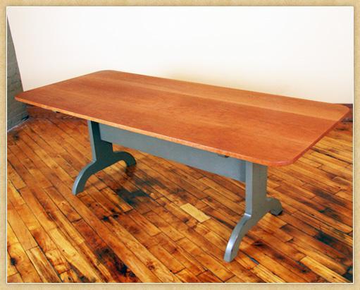 Union Village Trestle Table, Top